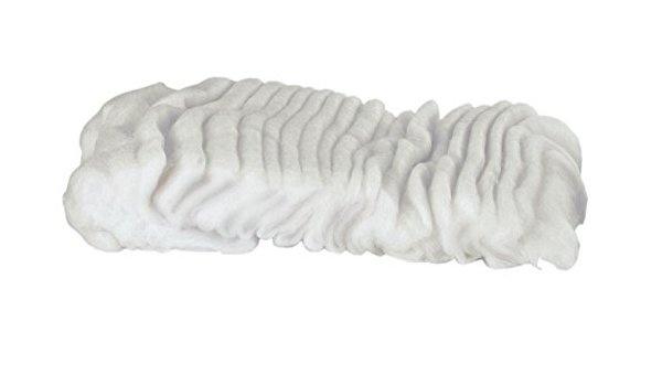 Aksesuārs grauzēju būrim - Trixie Wooly for Hamster's bed  / Vate būriem 20 gr (balta)