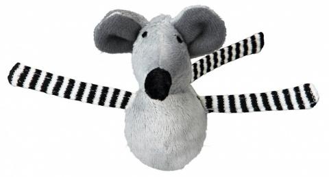 Rotaļlieta kaķiem - Trixie Toys Shaky-Mouse, 8 cm
