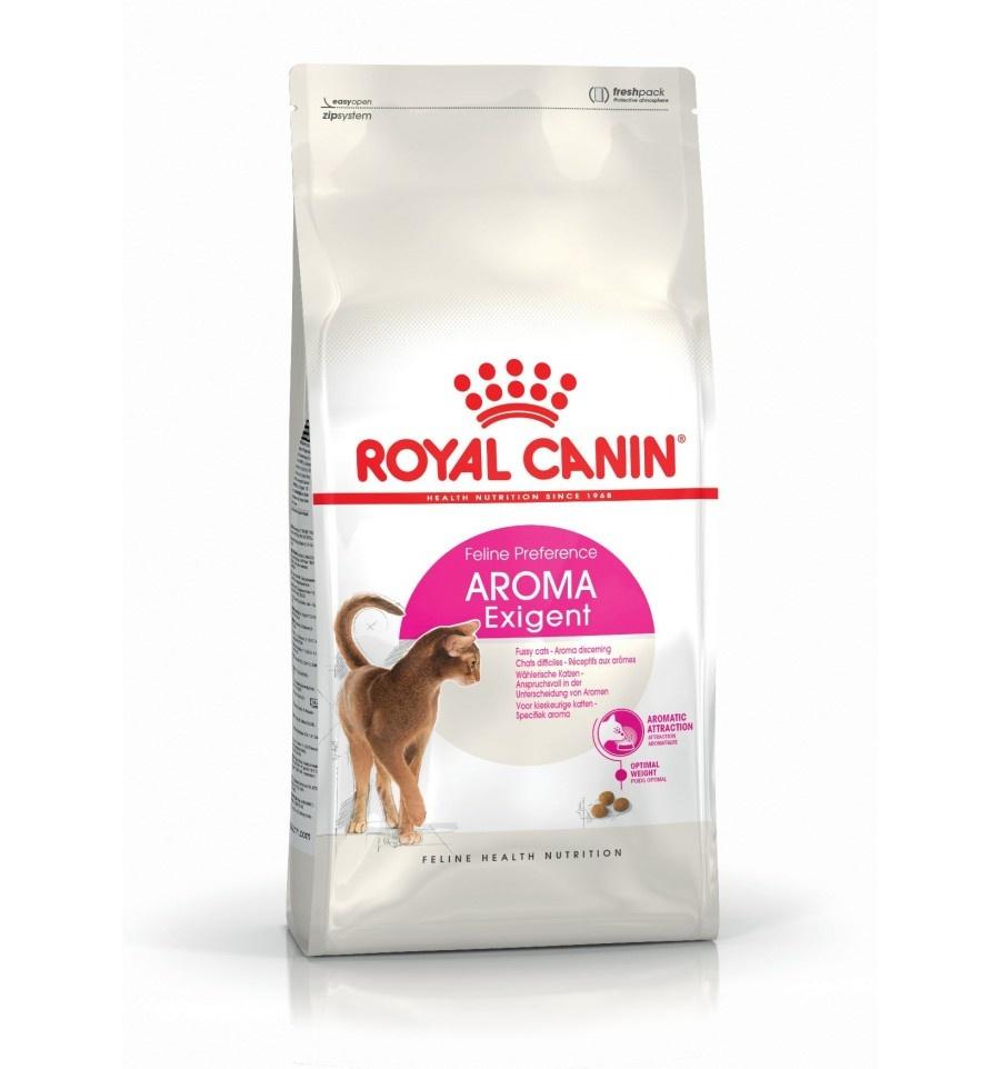 Barība kaķiem - Royal Canin Feline Exigent Aromatic, 0,4 kg