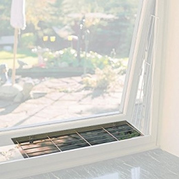 Trixie loga aizsargreste augšējai daļai, 65x16 cm, krāsa - balta
