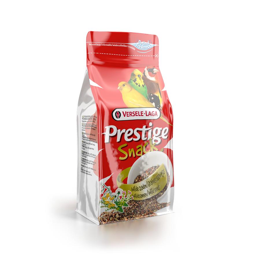 Gardums putniem - Versele-Laga Prestige Snack Wild Seeds, 125g