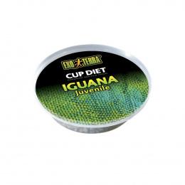 Barība rāpuļiem - Exo Terra Iguana Food Juvenile 25 g
