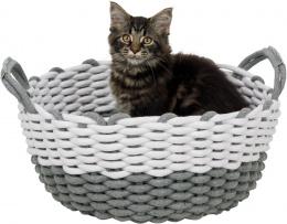 Grozs / Guļvieta kaķiem - Trixie Nabou basket, 45 cm
