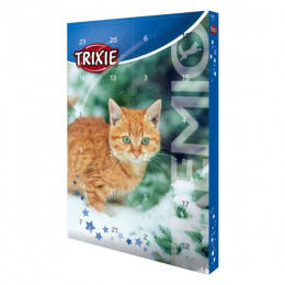 "Gardums kaķiem - Trixie Premio Advent calendar for cats ""Merry Christmas"""