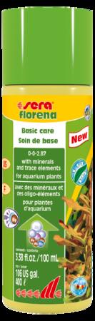 Средство по уходу за растениями - Sera Florena, 100 мл
