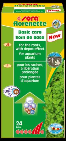 Средство по уходу за растениями - Sera Florenetta A, 24 таб.