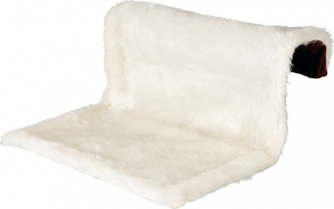 Спальное место для кошек - Radiator Bed, long-haired Plush/Suede Look, 45*26*31 cm
