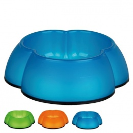 Миска для грызунов - Пластиковая миска, нескользящая, 250 ml/Q 14 cm