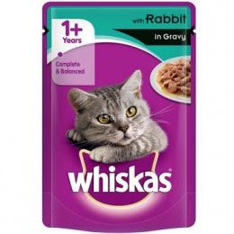 Консервы для кошек - Whiskas Adult Rabbit 100g