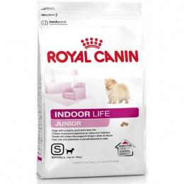 Корм для собак - Royal Canin Indoor Life Junior Small dog 1.5kg