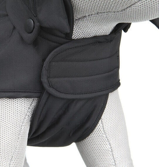 Одежда для собак - Trixie Evry coat, XS, 30 cm, (черный)