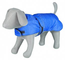 Одежда для собак - Trixie Belfort winter coat, S, 35 cm, (синий)