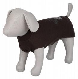 Джемпер для собак - Trixie Moncton pullover, S, 35 cm, цвет - коричневый