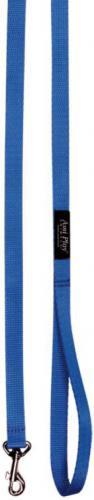 Поводок - AmiPlay Поводок Basic M, 150*1.5cм, цвет - синий