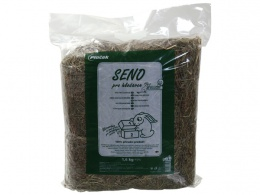 Сено для грызунов - Zoo Box, 2,5 кг