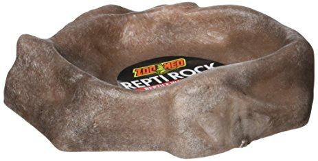 Миска для террариума - ZOO MED Repti Rock 22*15 см title=