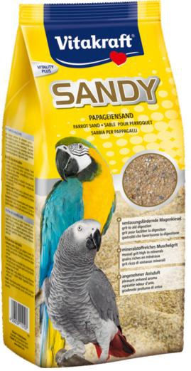 Песок для птиц - Vitakraft Parrot Sand  2,5 кг title=