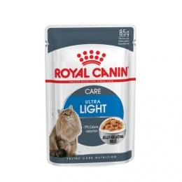 Консервы для кошек - Royal Canin Feline Ultra Light (в желе) 85 г