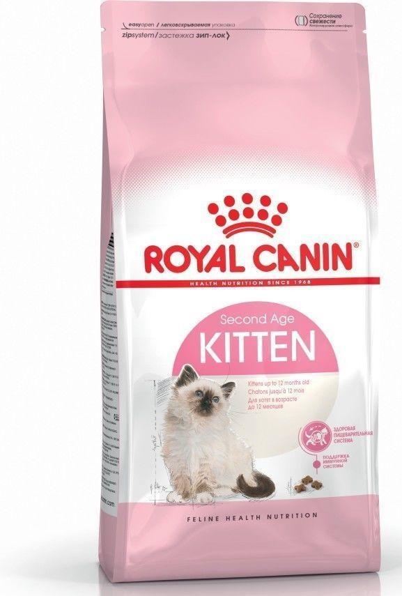 Корм для котят - Royal Canin Feline Kitten, 4 кг