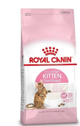 Корм для котят - Royal Canin Feline Kitten Sterilised, 0.4 кг