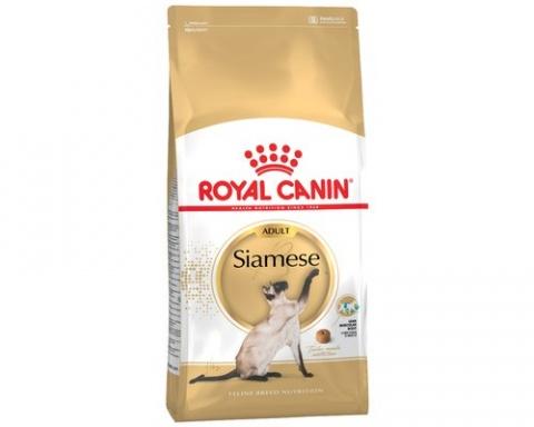 Корм для кошек - Royal Canin Feline Siamese, 0,4 кг title=