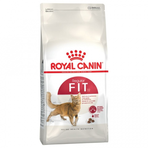 Корм для кошек - Royal Canin Feline Fit, 10 кг title=