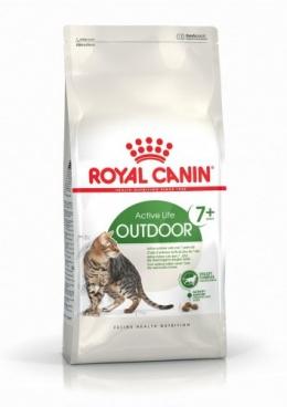 Корм для кошек - Royal Canin Feline Outdoor +7, 0.4 kg