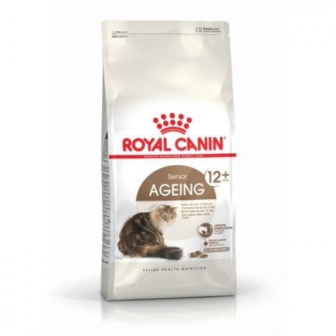 Корм для кошек - Royal Canin Feline Ageing +12, 4 кг