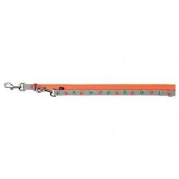 Отражающий поводок для собак - TRIXIE Silver Reflect Adjustable Lead, M-L