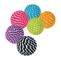 Игрушка для кошек - Trixie Spirall balls  / мячики со спиралью