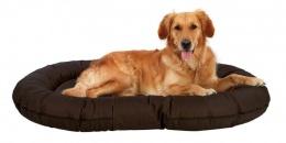 Спальное место для собак - Trixie Samoa Sky cushion, 120*95 cm, коричневый