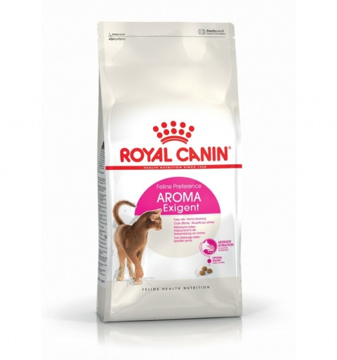 Корм для кошек - Royal Canin Feline Exigent Aromatic, 2 кг title=