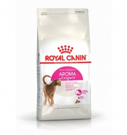 Корм для кошек - Royal Canin Feline Exigent Aromatic 2 kg