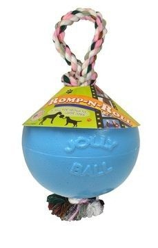 Игрушка для собак - Jolly Pets Ball Romp-Roll, 10 cm