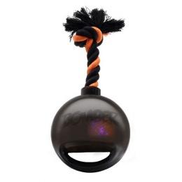 Игрушка для собак - Bomber Bomb Tug Ball, 12.7 cm