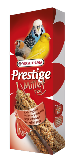 Лакомство для птиц - Versele-Laga Prestige Millet red, 100г