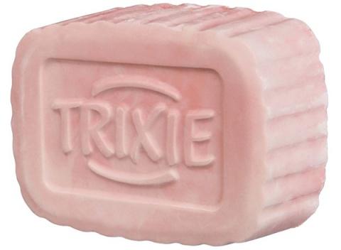 Минеральный камень для шиншилл - TRIXIE Gnawing Stone for Chinchillas, 220г