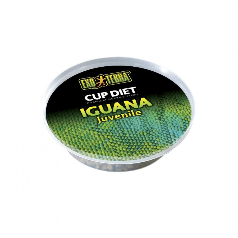 Корм для рептилий - Exo Terra Iguana Food Juvenile 25 g