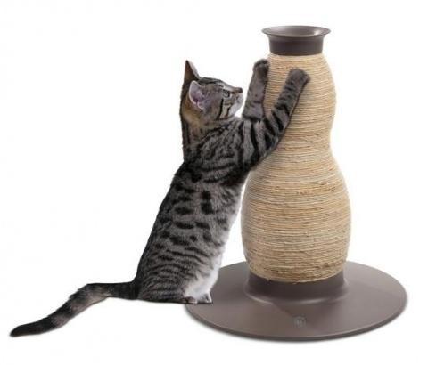 Когтеточка для кошек - Hagen Cat It Scratcher Hour, 44*35.5*35.5 cm