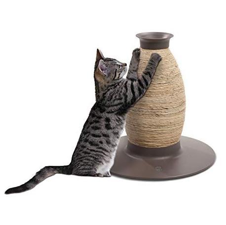 Когтеточка для кошек - Hagen Cat It Scratcher Vase, 35*38 cm  title=