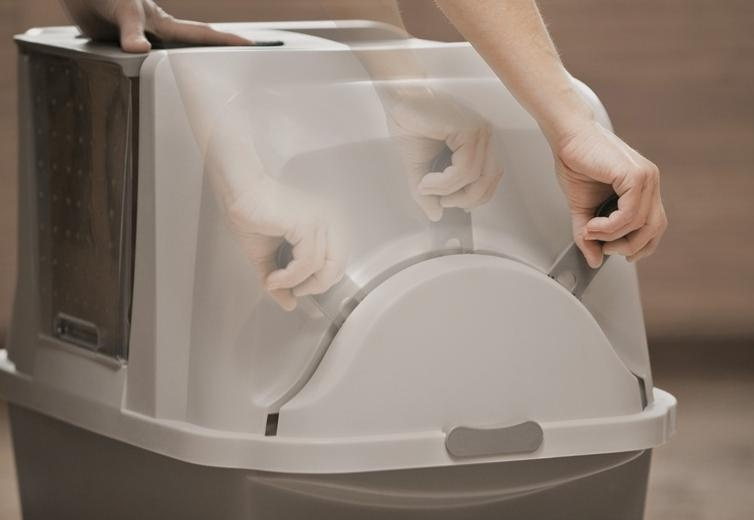 Туалет для кошек - Cat It Design SmartSift, 66*48*63 cm