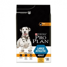 Корм для собак - Pro Plan Large Athletic Adult Chicken, 14 kg