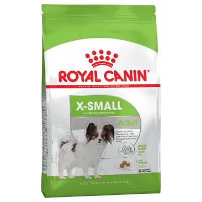 Корм для собак - Royal Canin X-Small Adult, 1,5 кг title=