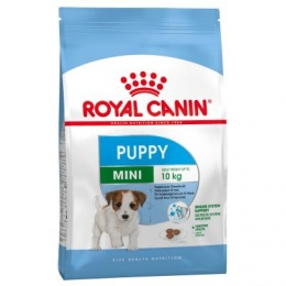Корм для щенков - Royal Canin Mini junior, 8 кг