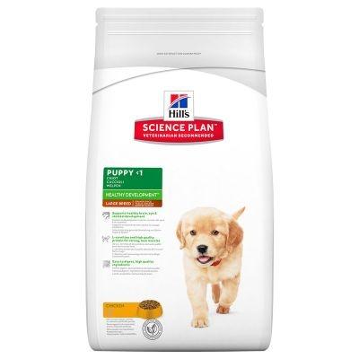 Корм для щенков - Hills Canine Puppy Large Breed, 11 кг