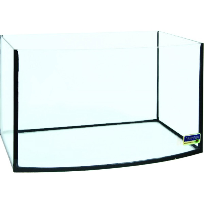 Аквариум -  Avesa, размеры -  40*25*25, панорамный аквариум