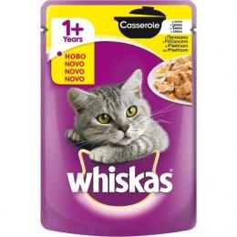 Консервы для кошек - Whiskas Casserole Chicken, 85 г.