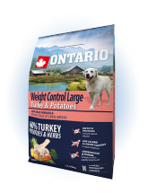 Ontario Large Weight Control Turkey & Potatoes