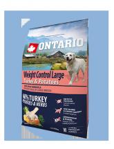 Ontario Large Weight Control Turkey & Potatoes