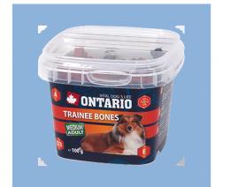 ONTARIO Snack Trainee Bones 100g